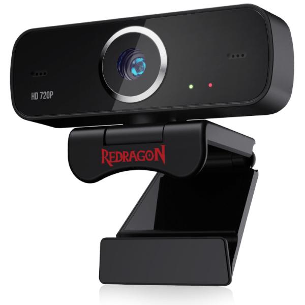 webcam gaming redragon fobos gw600 hd 30fps tunisie